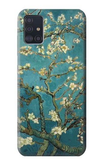 Printed Blossoming Almond Tree Van Gogh Samsung Galaxy A51 Case