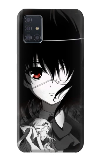 Printed Another Mei Misaki Samsung Galaxy A51 Case