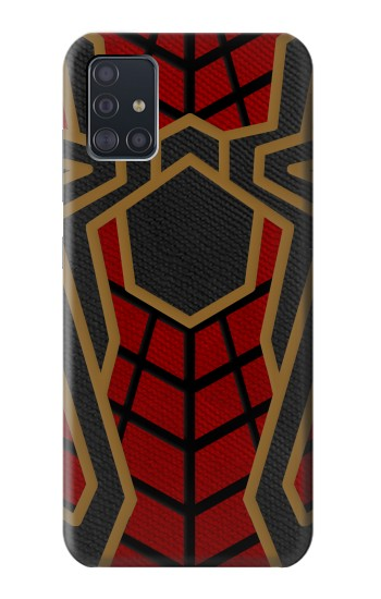 Printed Spiderman Inspired Costume Samsung Galaxy A51 Case