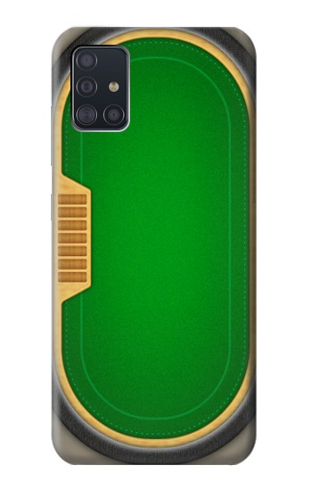 Printed Poker Table Samsung Galaxy A51 Case