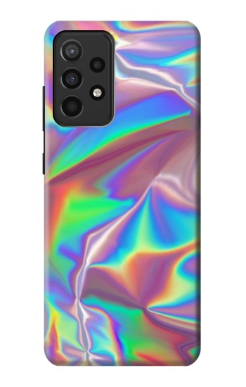 Printed Holographic Photo Printed Samsung Galaxy A52 Case