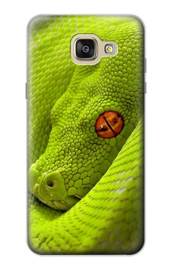 Printed Green Snake Samsung Galaxy A5 (2016) Case