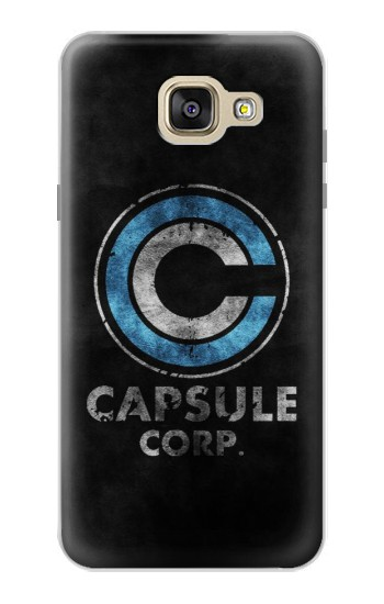 Printed Dragonball Capsule Corp Symbol Samsung Galaxy A5 (2016) Case