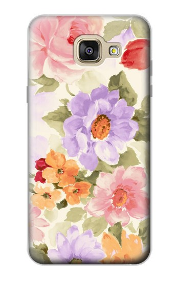 Printed Sweet Flower Painting Samsung Galaxy A5 (2016) Case