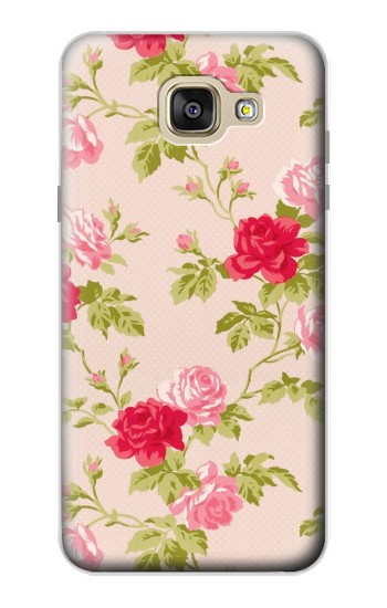 Printed Pretty Rose Cottage Flora Samsung Galaxy A5 (2016) Case