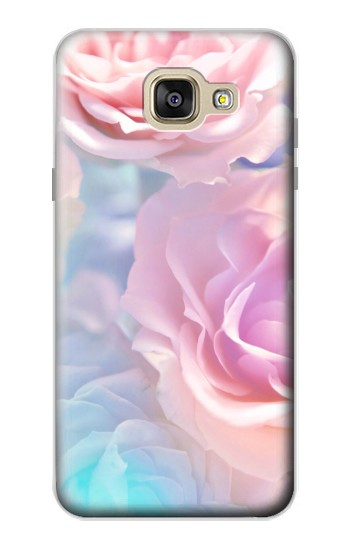 Printed Vintage Pastel Flowers Samsung Galaxy A5 (2016) Case