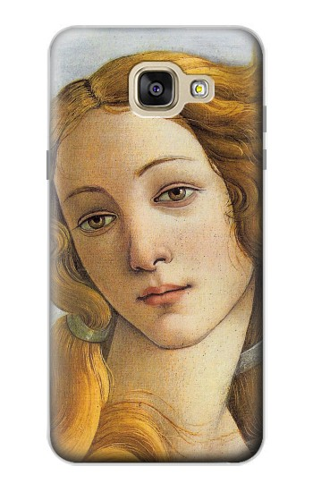 Printed Botticelli Birth of Venus Painting Samsung Galaxy A5 (2016) Case