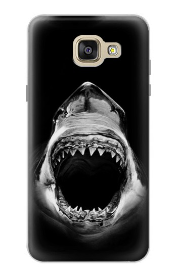 Printed Great White Shark Samsung Galaxy A5 (2016) Case
