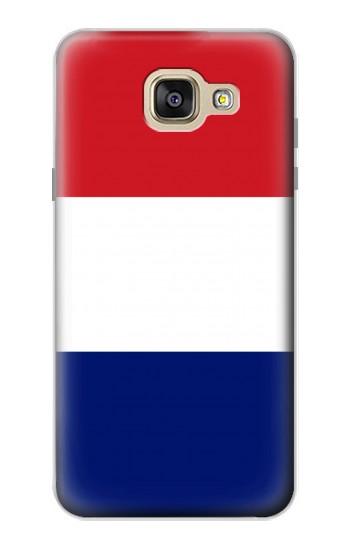 Printed Flag of France and the Netherlands Samsung Galaxy A5 (2016) Case