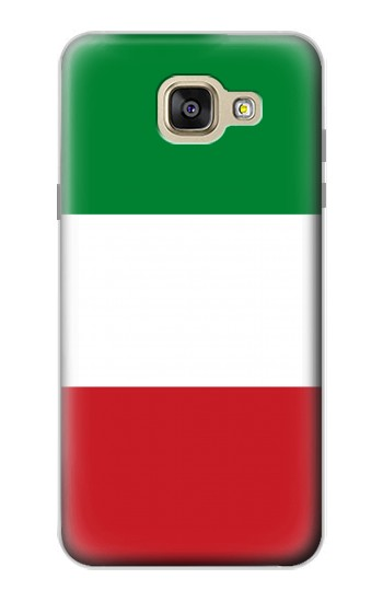 Printed Flag of Italy and Mexico Samsung Galaxy A5 (2016) Case