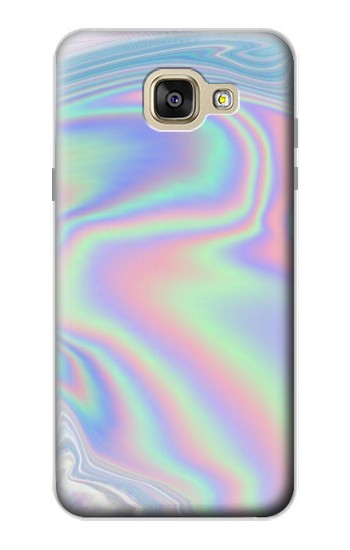 Printed Pastel Holographic Photo Printed Samsung Galaxy A5 (2016) Case