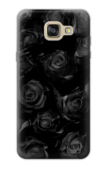 Printed Black Roses Samsung Galaxy A5 (2016) Case
