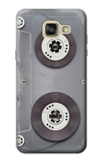 Printed Cassette Tape Samsung Galaxy A5 (2016) Case