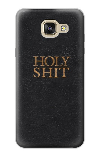 Printed Funny Holy Shit Samsung Galaxy A5 (2016) Case
