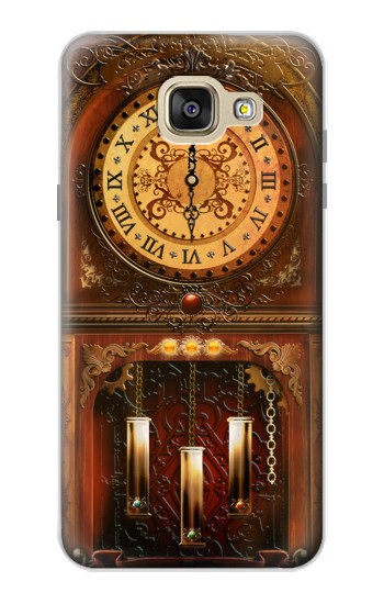 Printed Grandfather Clock Samsung Galaxy A5 (2016) Case