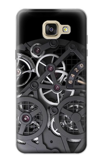 Printed Inside Watch Black Samsung Galaxy A5 (2016) Case