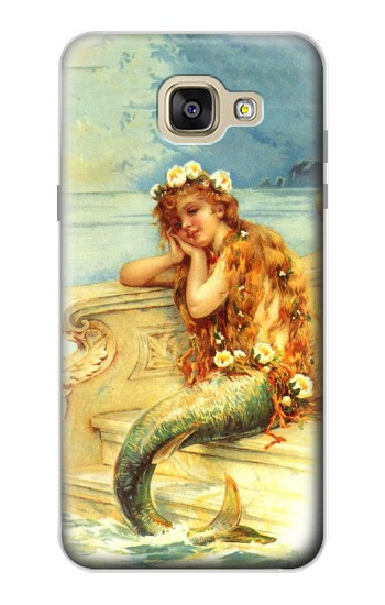 Printed Little Mermaid Painting Samsung Galaxy A5 (2016) Case