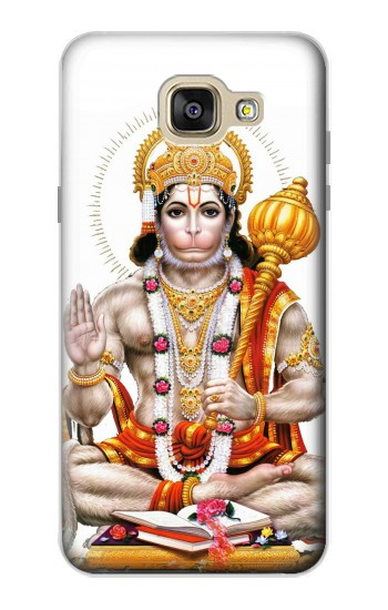 Printed Lord Hanuman Chalisa Hindi Hindu Samsung Galaxy A5 (2016) Case