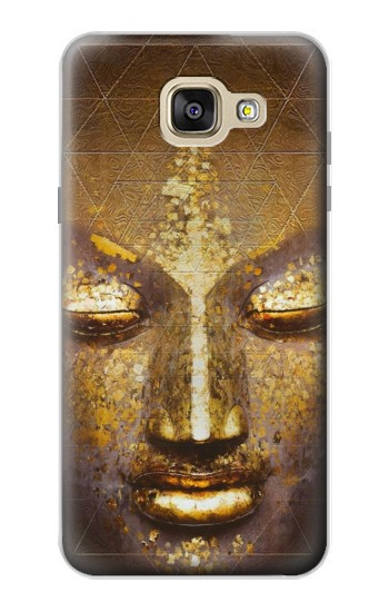 Printed Magical Yantra Buddha Face Samsung Galaxy A5 (2016) Case
