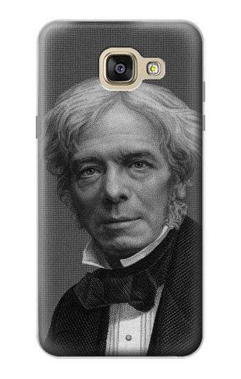 Printed Michael Faraday Samsung Galaxy A5 (2016) Case