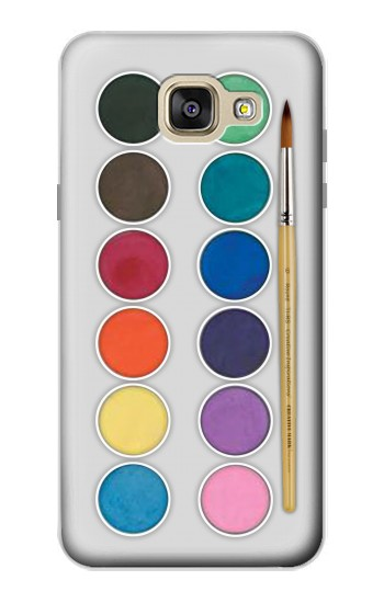 Printed Mixing Color Plate Samsung Galaxy A5 (2016) Case