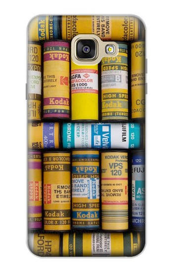 Printed MM Film Camera Samsung Galaxy A5 (2016) Case