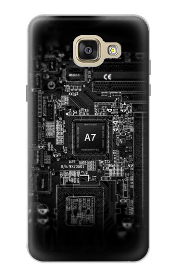 Printed Mobile Phone Inside Samsung Galaxy A5 (2016) Case
