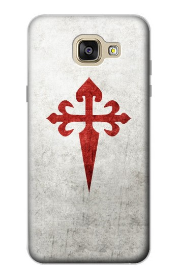 Printed Order of Santiago Cross of Saint James Samsung Galaxy A5 (2016) Case