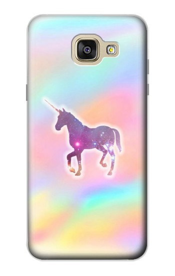 Printed Rainbow Unicorn Samsung Galaxy A5 (2016) Case
