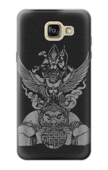Printed Sak Yant Rama Tattoo Samsung Galaxy A5 (2016) Case