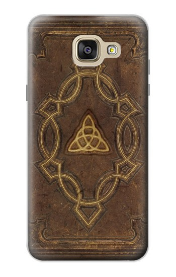Printed Spell Book Cover Samsung Galaxy A5 (2016) Case