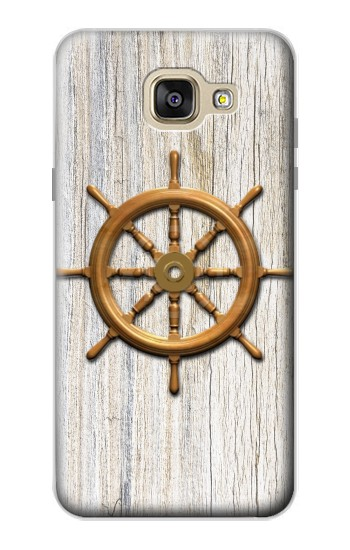 Printed Steering Wheel Ship Samsung Galaxy A5 (2016) Case