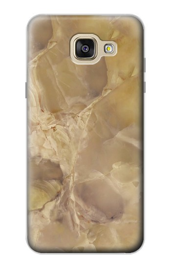 Printed Yellow Marble Stone Samsung Galaxy A5 (2016) Case