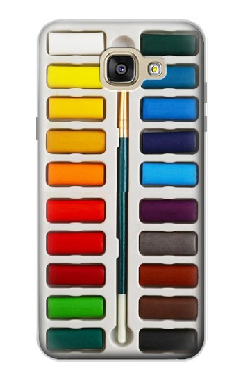 Printed Watercolor Paint Set Samsung Galaxy A5 (2016) Case