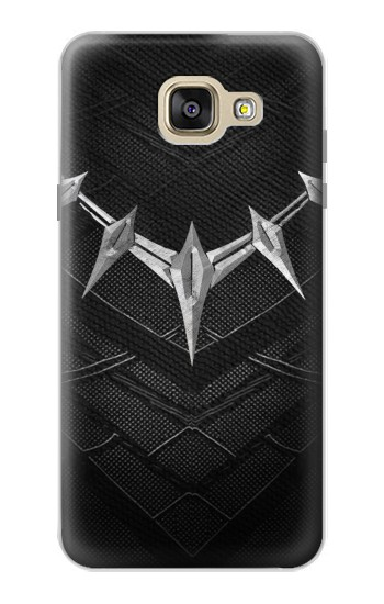 Printed Black Panther Inspired Costume Necklace Samsung Galaxy A5 (2016) Case