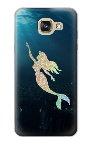 Printed Mermaid Undersea Samsung Galaxy A5 (2016) Case