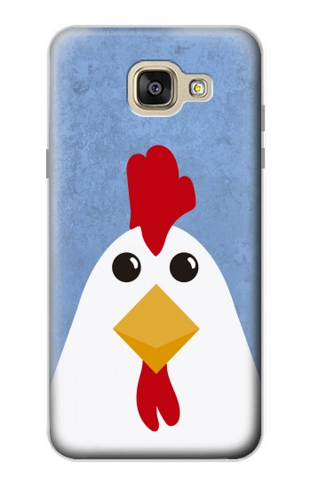 Printed Chicken Cartoon Samsung Galaxy A5 (2016) Case