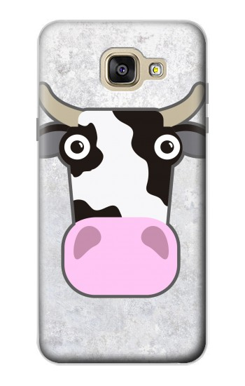Printed Cow Cartoon Samsung Galaxy A5 (2016) Case