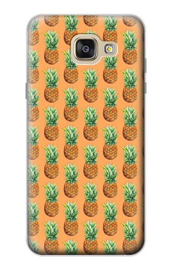 Printed Pineapple Pattern Samsung Galaxy A5 (2016) Case