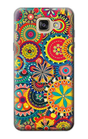 Printed Colorful Pattern Samsung Galaxy A5 (2016) Case