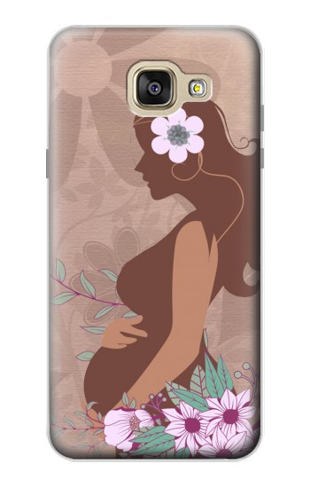 Printed Pregnant Mommy Baby Samsung Galaxy A5 (2016) Case