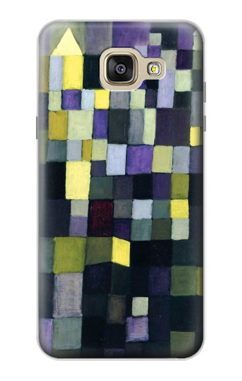Printed Paul Klee Architecture Samsung Galaxy A5 (2016) Case