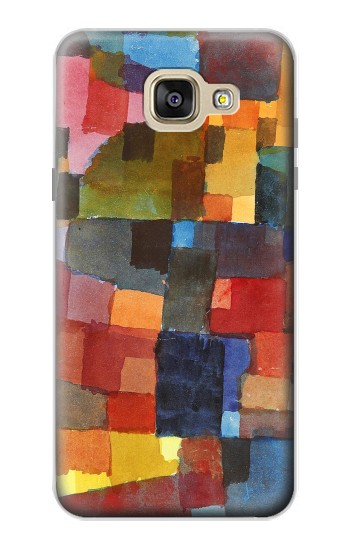 Printed Paul Klee Raumarchitekturen Samsung Galaxy A5 (2016) Case