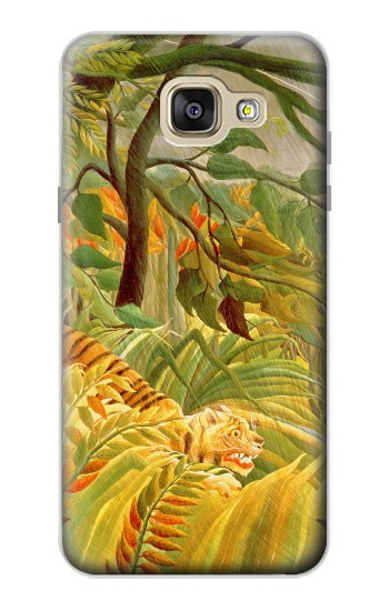 Printed Henri Rousseau Tiger in a Tropical Storm Samsung Galaxy A5 (2016) Case
