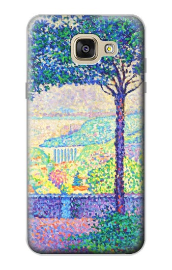 Printed Paul Signac Terrace of Meudon Samsung Galaxy A5 (2016) Case