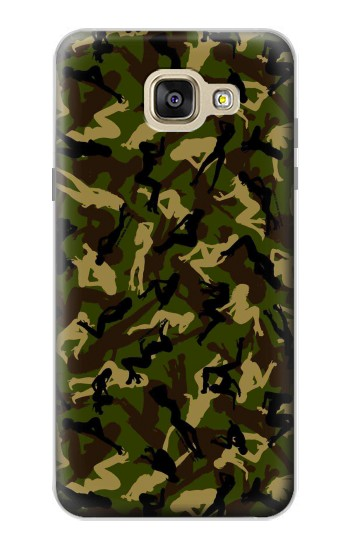 Printed Sexy Girls Camo Samsung Galaxy A5 (2016) Case