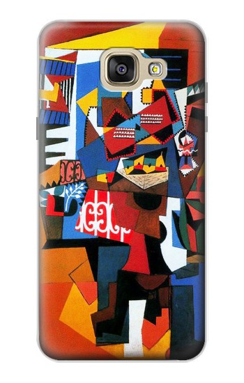 Printed Picasso The Bird Cage Samsung Galaxy A5 (2016) Case