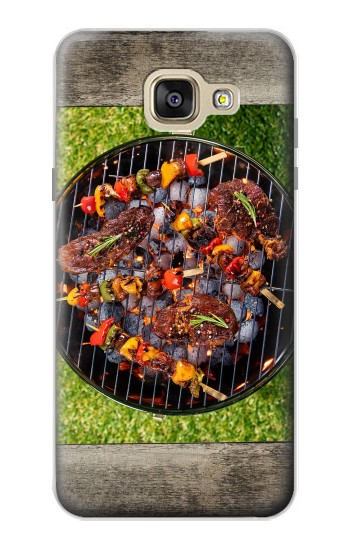 Printed Backyard BBQ Barbeque Party Samsung Galaxy A5 (2016) Case