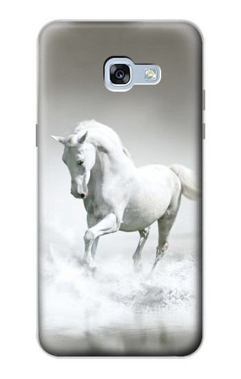 Printed White Horse Samsung Galaxy A5 (2017) Case