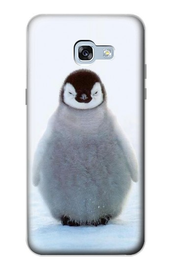 Printed Penguin Ice Samsung Galaxy A5 (2017) Case